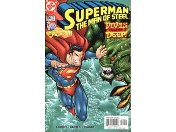 Superman the man of steel #106 2000 VF