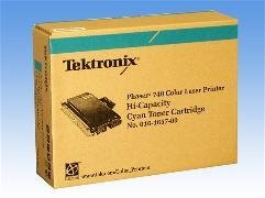Tektronix Phaser 016-1657-00 CyanToner Cartridge ny