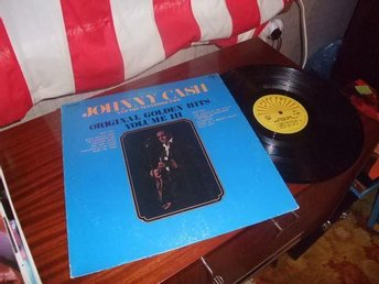 lp  johnny cash and the tennesse two´´original golden hits volume 3´´