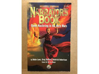 Narrator's Book: Game Mastering in the Hero Wars