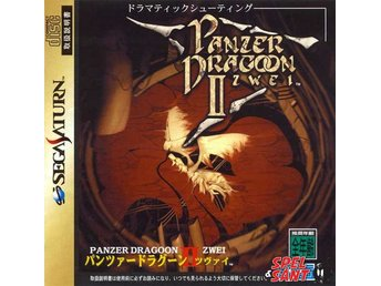 Panzer Dragoon Zwei (Japansk Version)