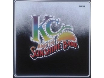 KC And The Sunshine Band  titel*  KC And The Sunshine Band* Germany LP