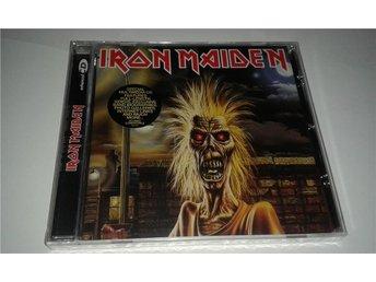 IRON MAIDEN - iron maiden - ny cd - (cd) - Malmö - IRON MAIDEN - iron maiden - ny cd - (cd) - Malmö
