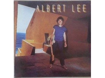 Albert Lee title*  Albert Lee* Blues, Country Rock LP UK