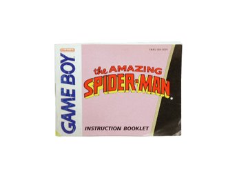 The Amazing Spider-Man (Manual GB SCN)