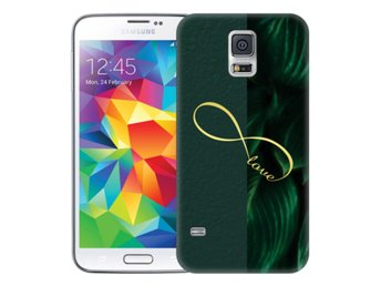Samsung Galaxy S5 Skal Infinite Love