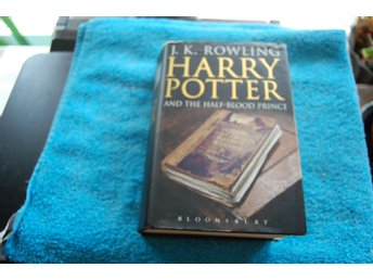 HARRY POTTER AND THE HALF-BLOOD PRINCE/ j.K.Rowling