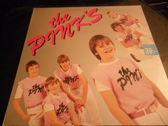 the pinks lp