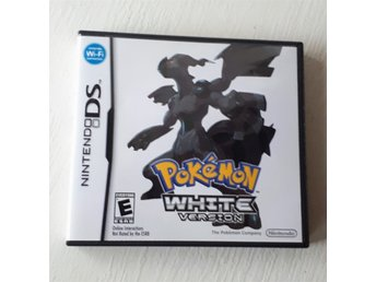 POKEMON WHITE VERSION komplett