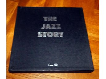 THE JAZZ STORY  10 LP BOX + bok New Orleans  - Exprimental