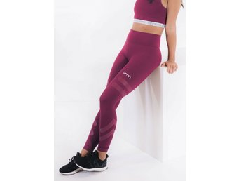Aim'n BURGUNDY TRIBE TIGHTS