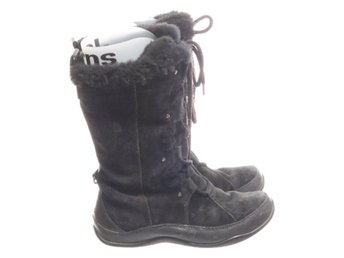 The North Face, Boots, Strl: 39, Svart
