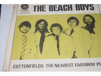 Beach Boys     Cottonfields / The Nearest faraway place