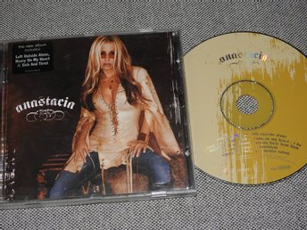 Anastacia - Anastacia CD (Left Outside Alone,Time,I Do,Sick And Tired, Rearview)