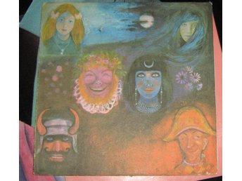 "king crimson LP ""in the wake of Poseidon"