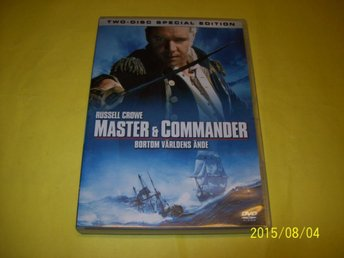 MASTER & COMMANDER (2DISC SPECIAL EDITION)