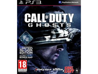 Call of Duty Ghosts Limited Edition (inkl. Free Fall)