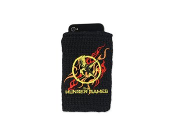 Hunger Games Filmen Phone Cover stickad