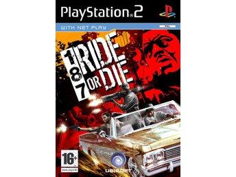 187 Ride or Die - Playstation 2 - Varberg - 187 Ride or Die - Playstation 2 - Varberg