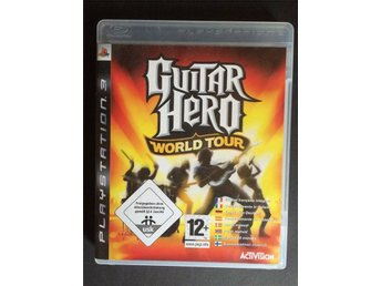 Guitar Hero World Tour - PS3 spel