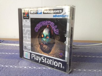 Abe's Odysee (PLAYSTATION 1)