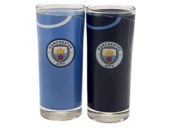 Manchester City Glas High Ball 2-pack