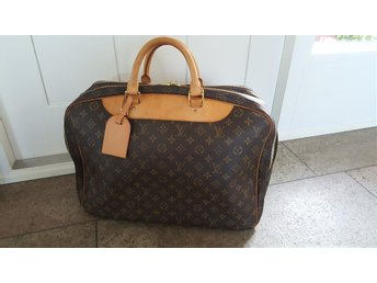 LOUIS VUITTON Alize 24 Monogram Canvas Travel