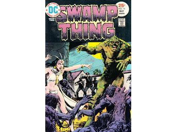 Swamp Thing nr 16 (1975) / VG / bra lässkick