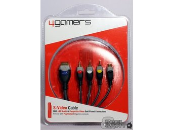 4Gamers S-Video Composite Cable