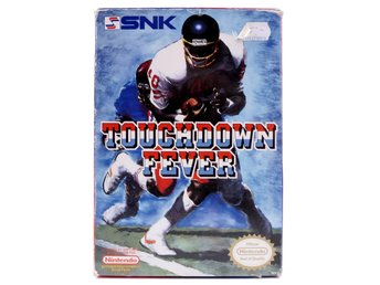 Touchdown Fever - Nintendo NES - NTSC (USA)