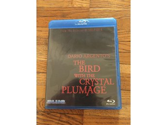 THE BIRD WITH THE CRYSTAL PLUMAGE - Dario Argento / Blue Underground (OOP)