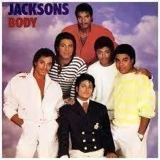 "Vinyl-singel The Jacksons ""Body"""