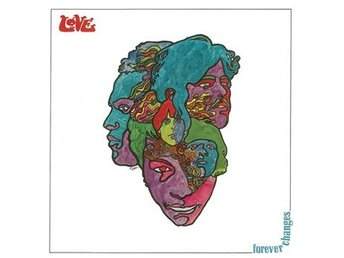 Love: Forever changes (Vinyl LP)