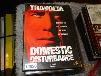 DOMESTIC DISTURBANCE - DVD