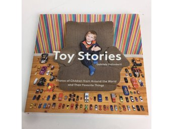 Abrams, Bok, Toy Stories - Gabriele Galimberti