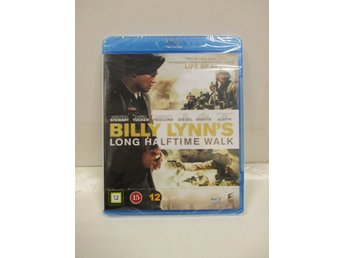 Billy Lynns Long Halftime Walk (Blu-ray) - MKT FINT SKICK!