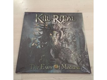 KILL RITUAL - THE EYES OF MEDUSA. NEW LP.