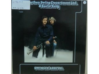 Per Borthen Department Ltd. & Karin Krog-Swingin' arrival/LP