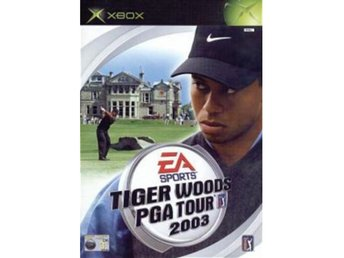 TIGER WOODS PGA TOUR 2003 - XBOX SPEL