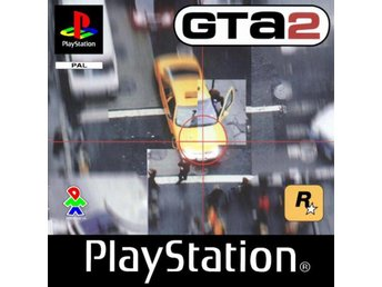 Grand Theft Auto 2 - Playstation