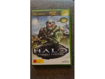 X Box spel Halo Combat Evolved