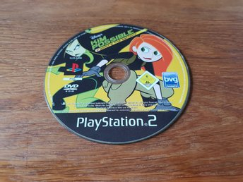 DISNEY KIM POSSIBLE WHATS THE SWITCH PS2 BEG