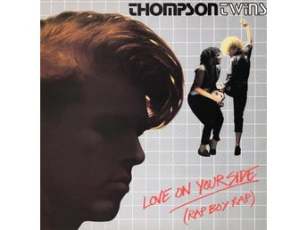 "Thompson Twins – Love on your side (Arista 12"")"