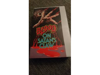 Blood On Satans Claw - VHS