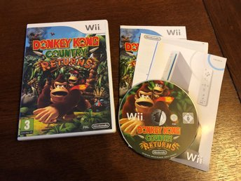 Donkey Kong Country Returns - Nintendo Wii