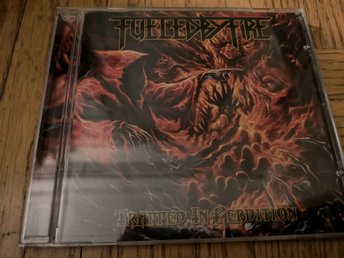 FUELED BY FIRE - Trapped in Perdition - Thrash