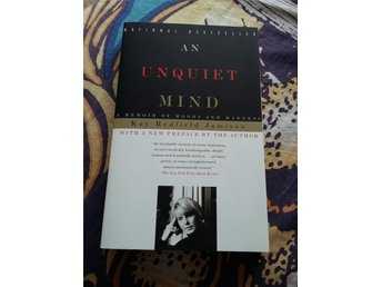 An Unquiet mind av Kay Redfield Jamison