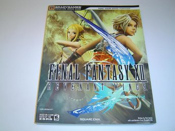 Final Fantasy XII Revenant Wings Guide *NYTT*