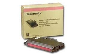 Tektronix Phaser 016-1658-00 MagentaToner Cartridge ny