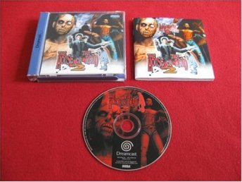 THE HOUSE OF THE DEAD 2 till Sega Dreamcast